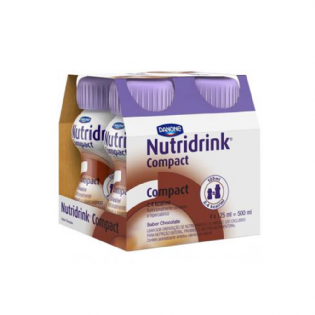 NUTRIDRINK COMPACT CHOCOLATE (4XPB125ML)