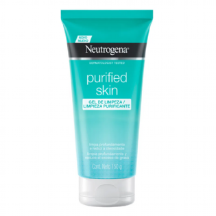 Purified Skin Gel 150 Gramas Neutrogena