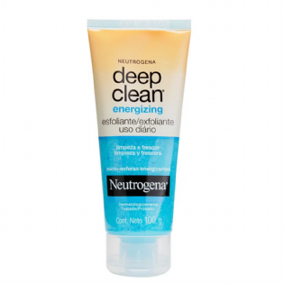 Deep Clean Energizing 100 Gramas Neutrogena
